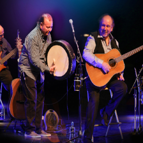 NEW DATE: Thursday 7 April 7.30pm 2022Timeless classics from Irish legends.