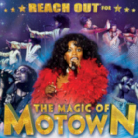 NEW DATE: Friday 17 June 7.30pm 2022The Magic of MotownCelebrating the sound of a generation