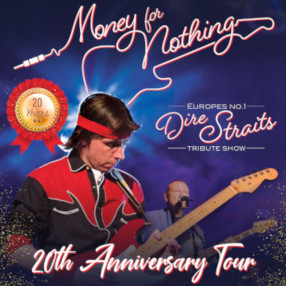 Thursday 28 October 7.30pm 2021Undoubtedly the BEST Dire Straits Tribute Band in Europe